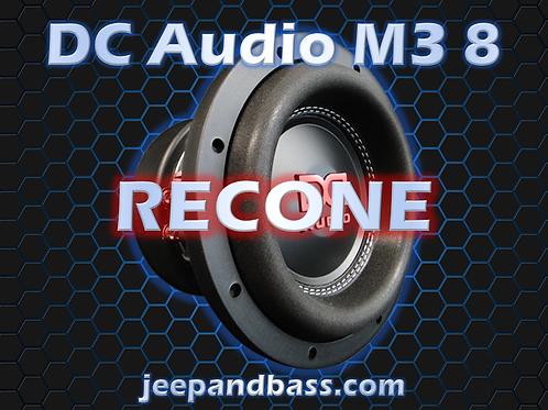 """DC Audio M3 8"""" Recone"""