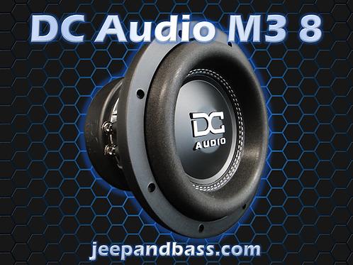 """DC Audio M3 8"""""""