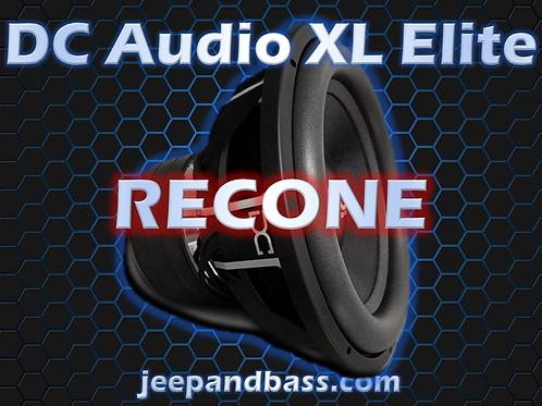 DC Audio XL Elite Recone