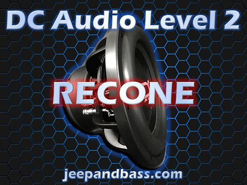 DC Audio Level 2 Recone