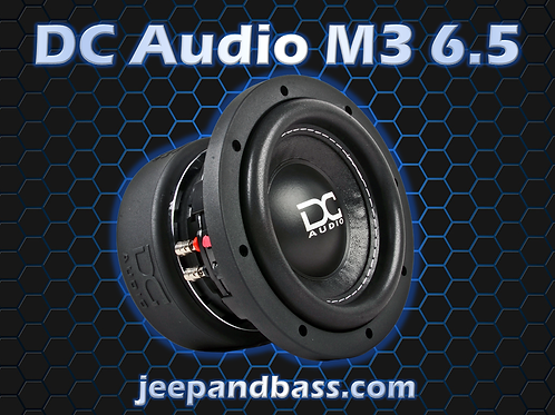 DC Audio M3 6.5""
