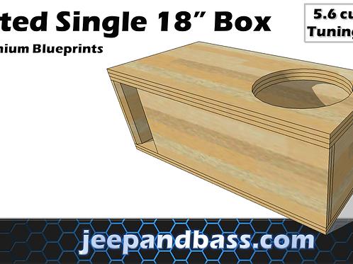 """Single 18"""" Box Design"""