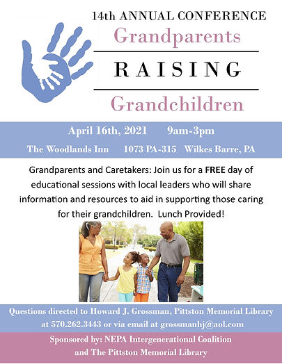 Grandparents Raising Grandchildren annua