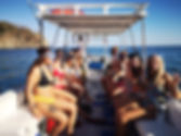 Snokeling by Boat Samara Adventure Company