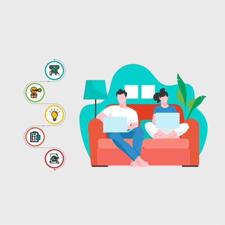 Diseña hoy tu futuro desde el sofá
