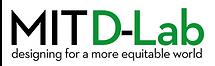 MIT D-Lab logo horizontal tagline under