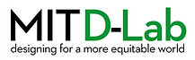 MIT D-Lab logo horizontal tagline under