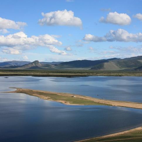 Terkh White Lake