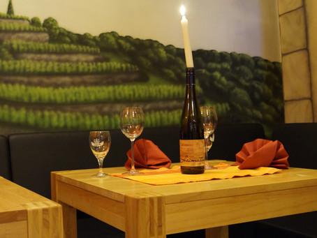 Weinkarte