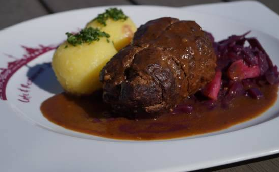 Dresdner Aussicht Restaurant & Cafe - mit neuer Sommerkarte
