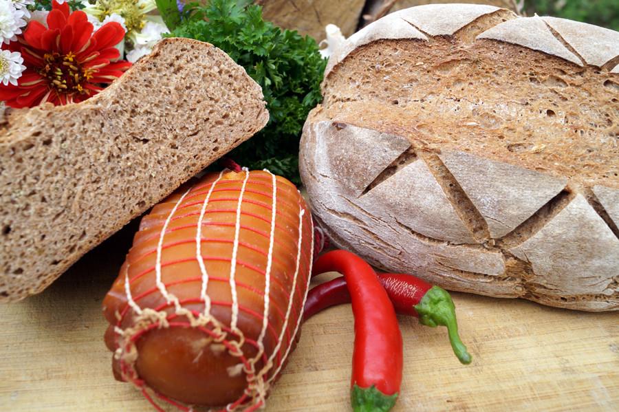 Brotmarkt der Bäckerinnung Dresden