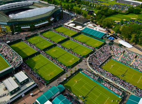 The Championships – Wimbledon 2021