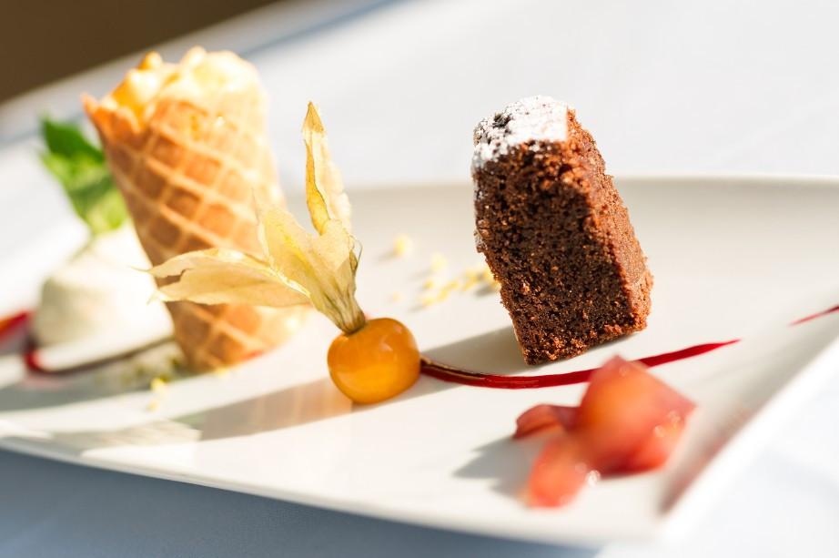 Lust auf Sachsen  Kahnaletto Gastronomie