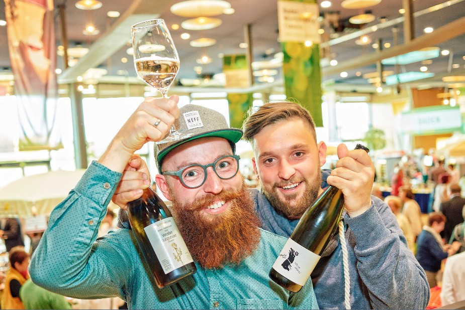 Lust auf Sachsen - Ein Wochenende für Weingenießer Bild Jungwinzer Foto: Tobias Koch