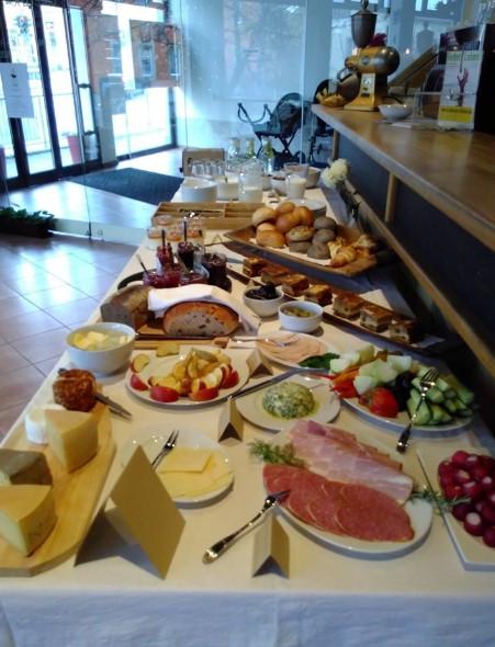 Wohin in Dresden - Das lange Sonntagsfrühstück im Café Luk