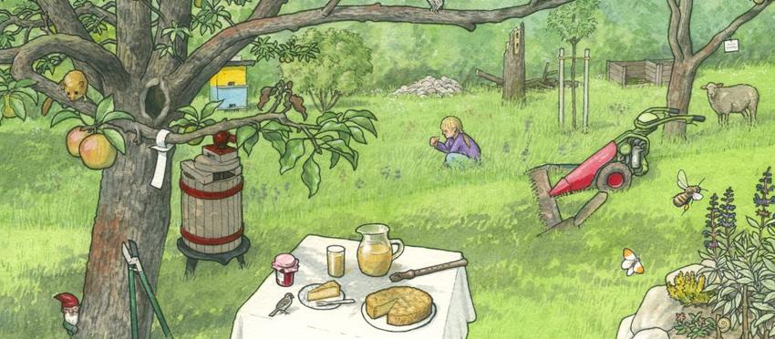 Das Neue Dorf - Dresdner Gastronomin hat eine Vision