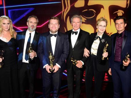 The Britannia Awards 2020