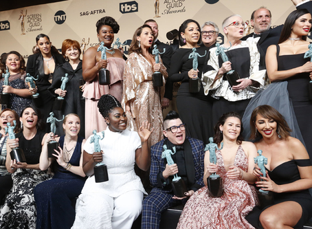 Screen Actors Guild Awards 2021