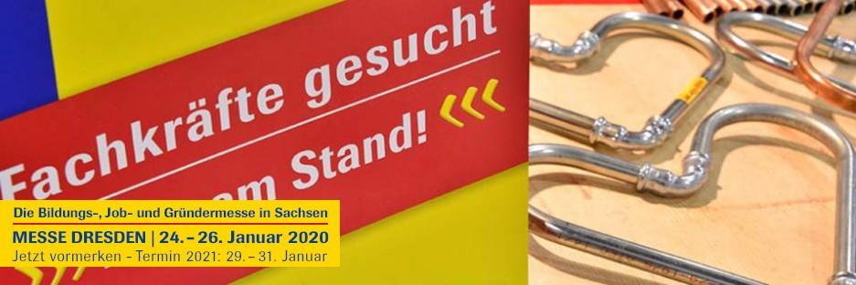 Wohin in Dresden - KarriereStart 2020 lockt Zehntausende in die Messe Dresden