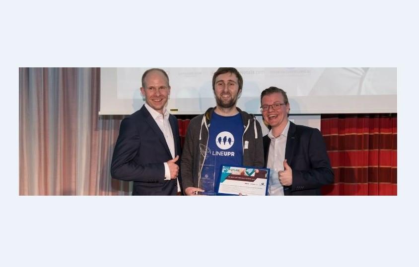 Dresdner Startup gewinnt nationalen Gründerpreis der Veranstaltungsbranche - Bildrechte: X21de, Reiner Freese