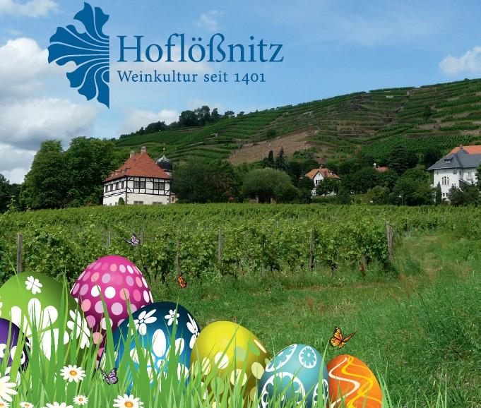 Lust auf Sachsen - Hoflößnitzer OsterFreuden