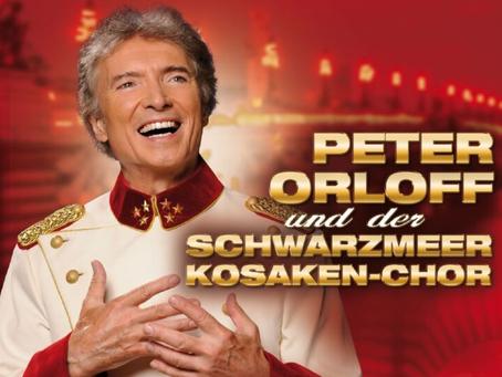 Der Schwarzmeer Kosaken-Chor und Peter Orloff am 14.09.2021
