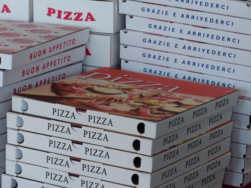 Studie: Pizza-Lieferdienste 2018