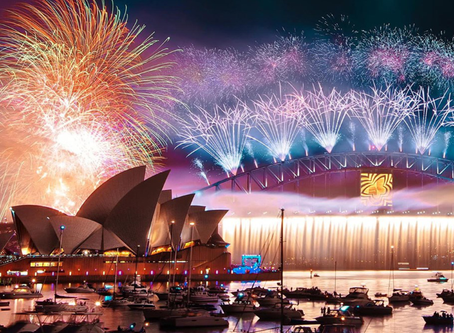 Sydney New Years Eve Experience 2020