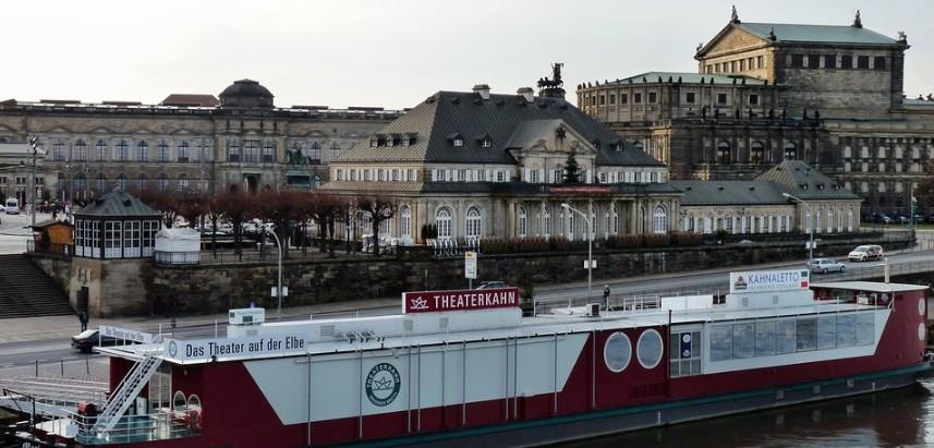 Was ist los in Dresden - Veränderte Öffnungszeiten im Italienischen Dörfchen