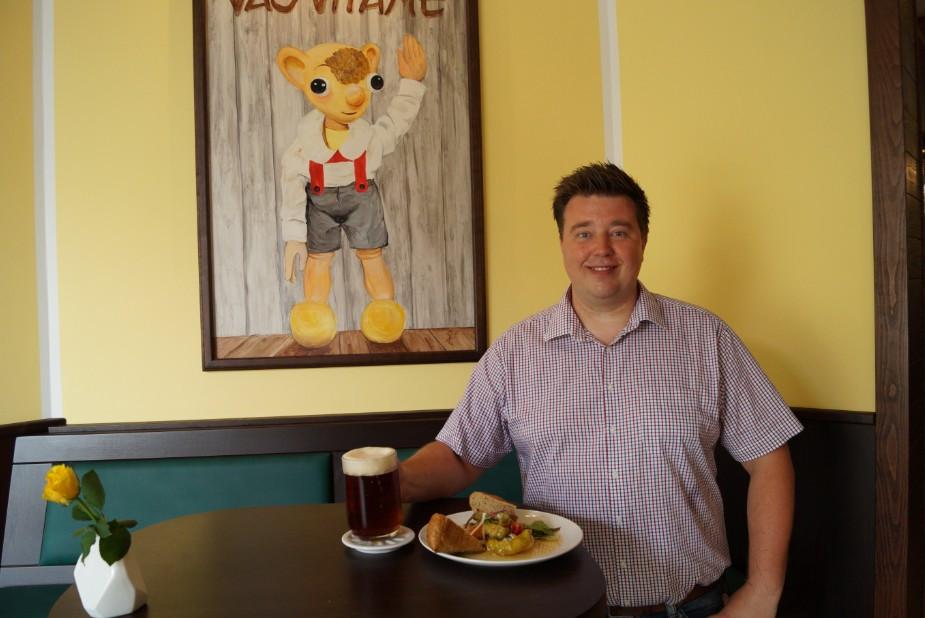 Lust auf Sachsen - Restaurace Hurvinek