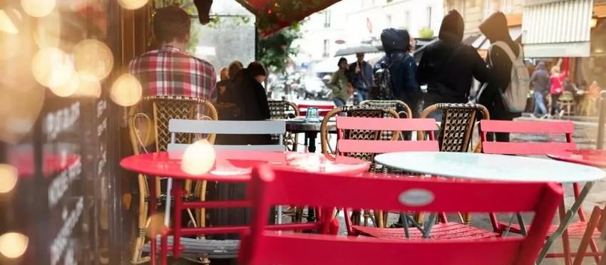 Ganz Paris wird Freiluft-Restaurant