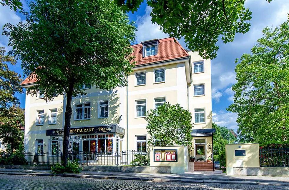 Lust auf Sachsen - AKZENT Hotel PRIVAT - das Nichtraucherhotel und Restaurant Maron