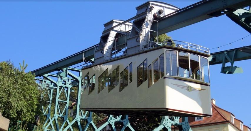 Was ist los In Dresden - Herbstrevision bei Schwebebahn und Standseilbahn