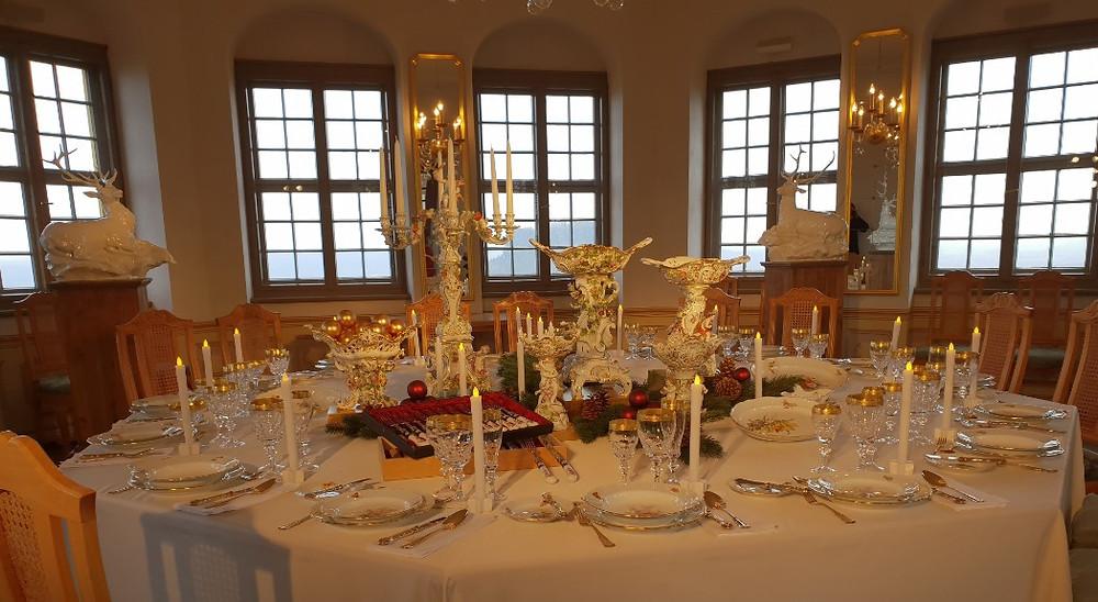 Was ist los in Dresden und Umgebung - Adventsdinner im Restaurant MEISSEN®