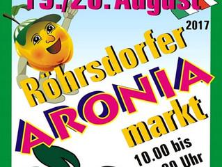 Aroniamarkt – Sächsisch-Böhmischer Bauernmarkt