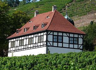 Weingut  Hoflößnitz Radebeul