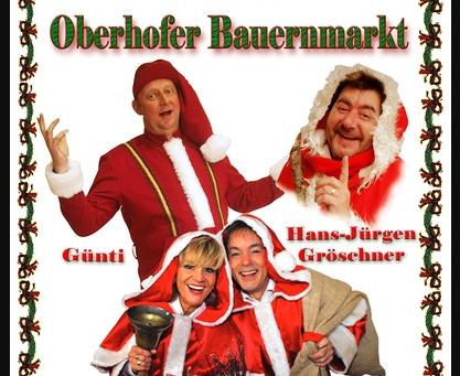 Oberhofer Bauernmarkt am 07./08.12.2020 - Ersatztermin wird bekanntgegeben