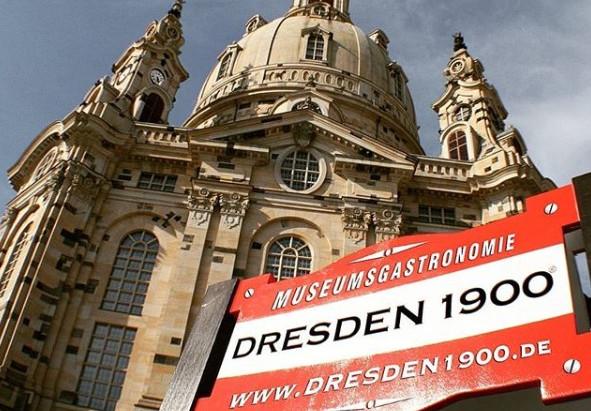 Dresden 1900 - WIE WIR SIE UND UNS SCHÜTZEN