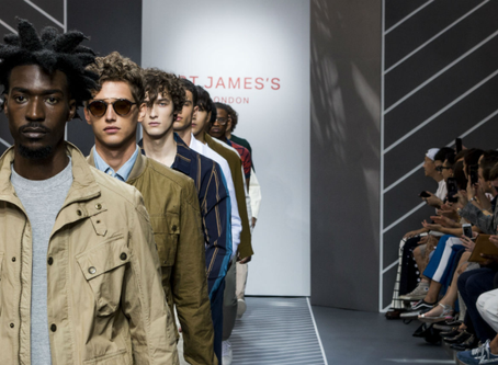 London Homme Fashion Week – Spring/Summer 2021