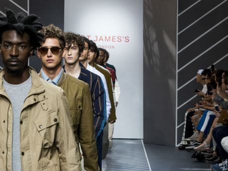London Homme Fashion Week – Spring/Summer 2021