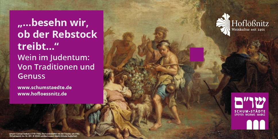Wein im Judentum: Von Traditionen und Genuss