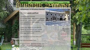 Die höheren Preise an Sonn- und Feiertagen werden von Hubert Pammer ganz offen auf seiner Homepage kommuniziert. (© www.kulturwirtshaus.at)