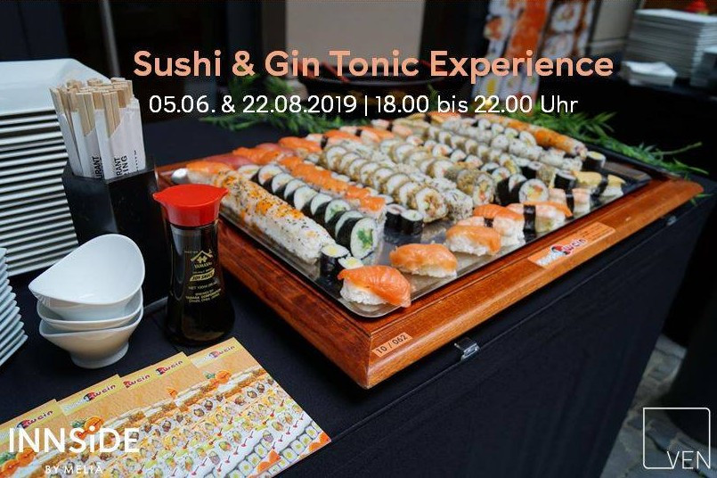 Restaurant Dresden - Sushi & Gin Tonic Experience