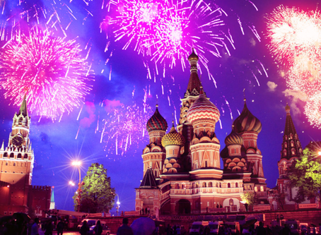 Moscow New Years Eve Experience 2020