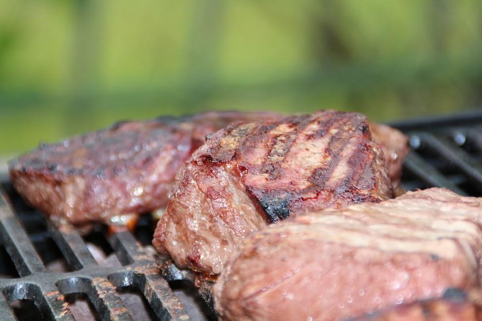 Steaks richtig grillen…
