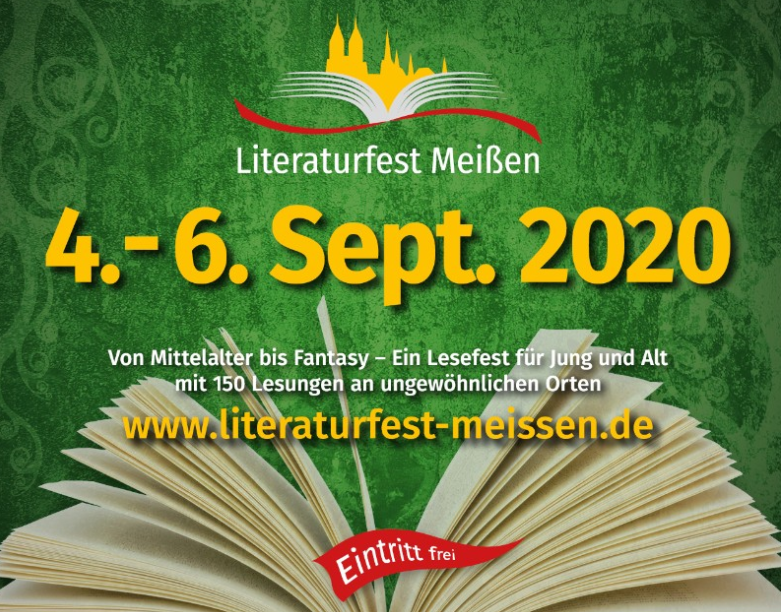 Was ist los in Dresden und Umgebung Wohin in Dresden und Umgebung Literaturfest Meißen
