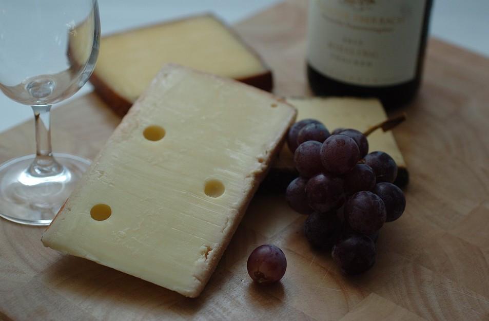 Lust auf Sachsen - Die Vielfalt der Weine und Käsearten entdecken