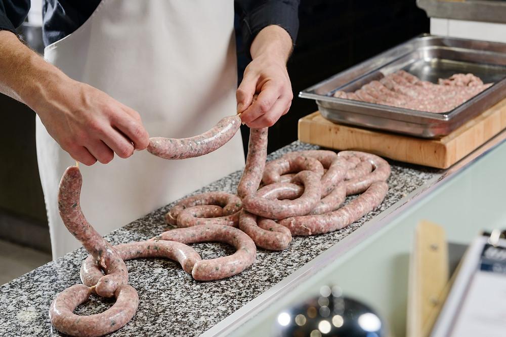 was ist kulinarisch los in Dresden - Wurst des Monats in Watzkes Wurstküche