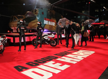 Red Carpet Film Premieres USA