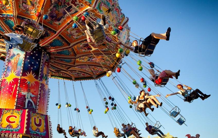 Was ist los in Dresden und Umgebung - Das Windbergfest in Freital